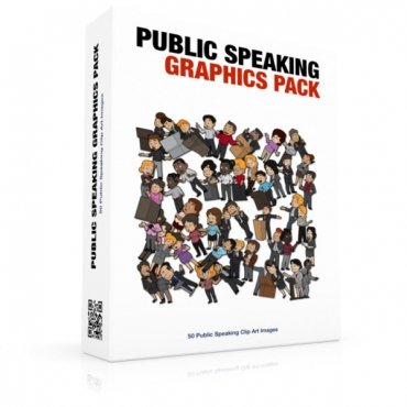 Public Speaking Graphics Pack 1