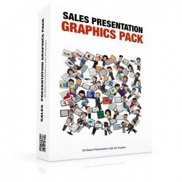Sales Presentation Graphics Pack 1