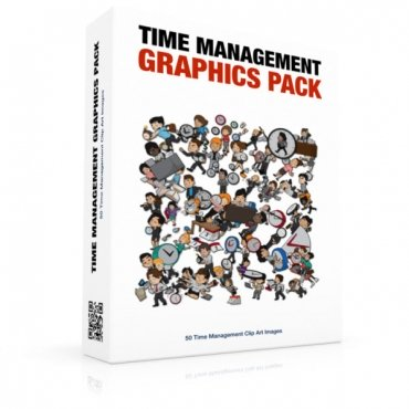 Time Management Graphics Pack 1