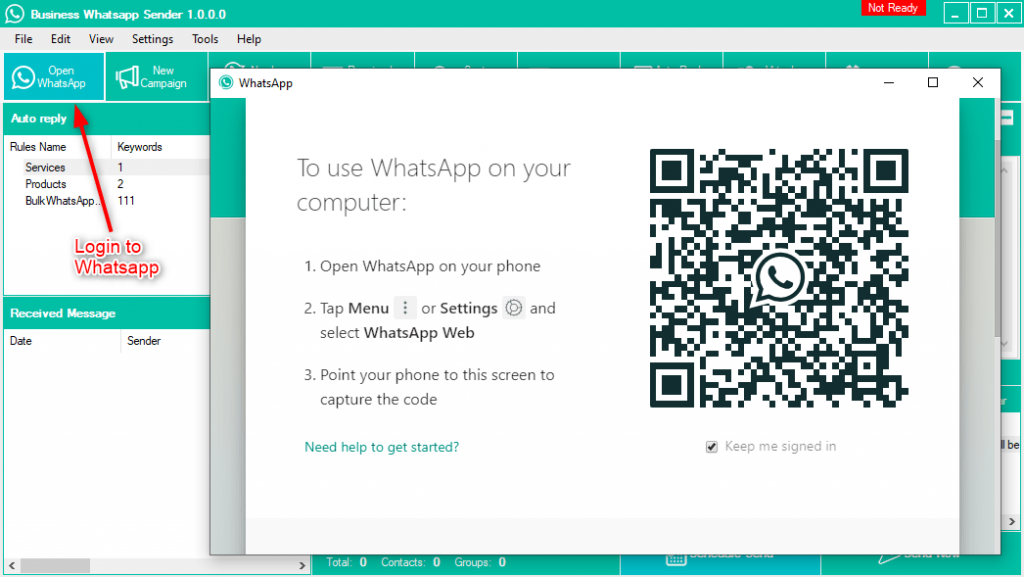 otomatisasi whatsapp marketing terbaik
