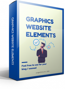 Graphic Website Element