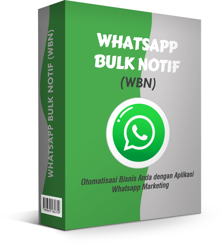 whatsapp bulk notif